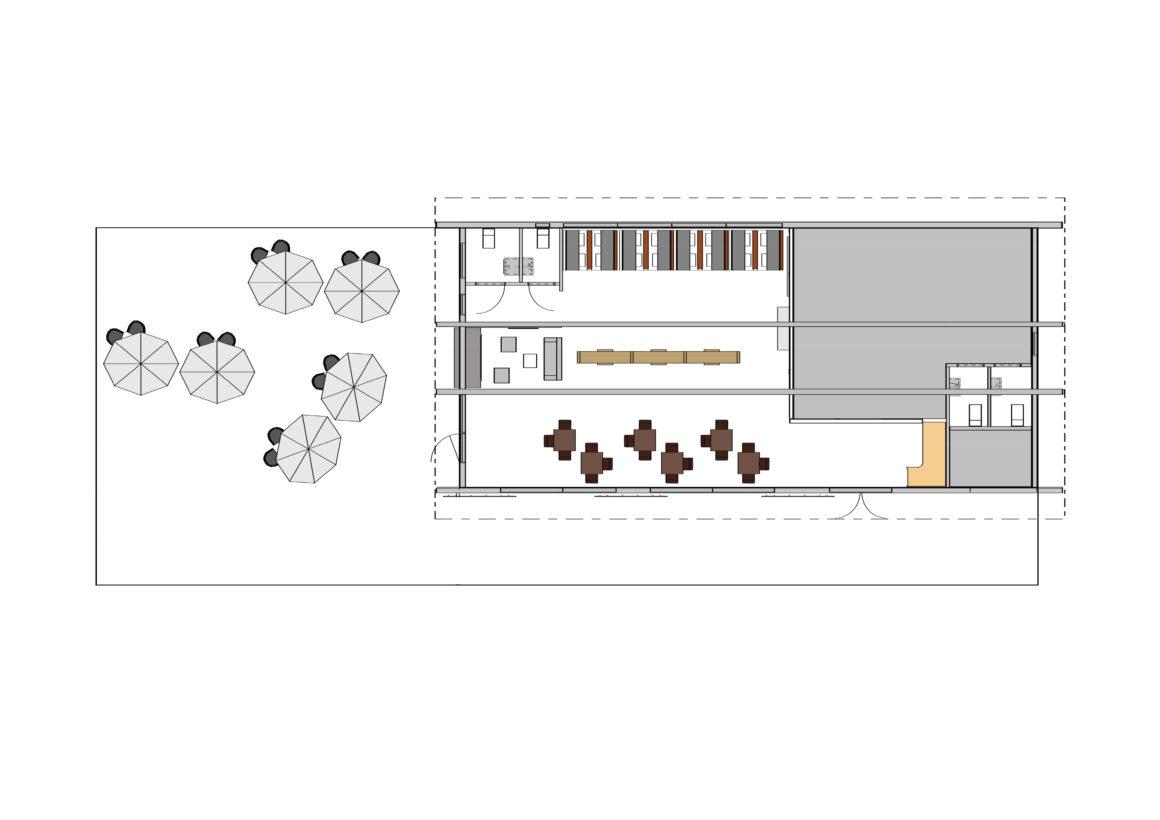 Sjöhuset Café - Loft
